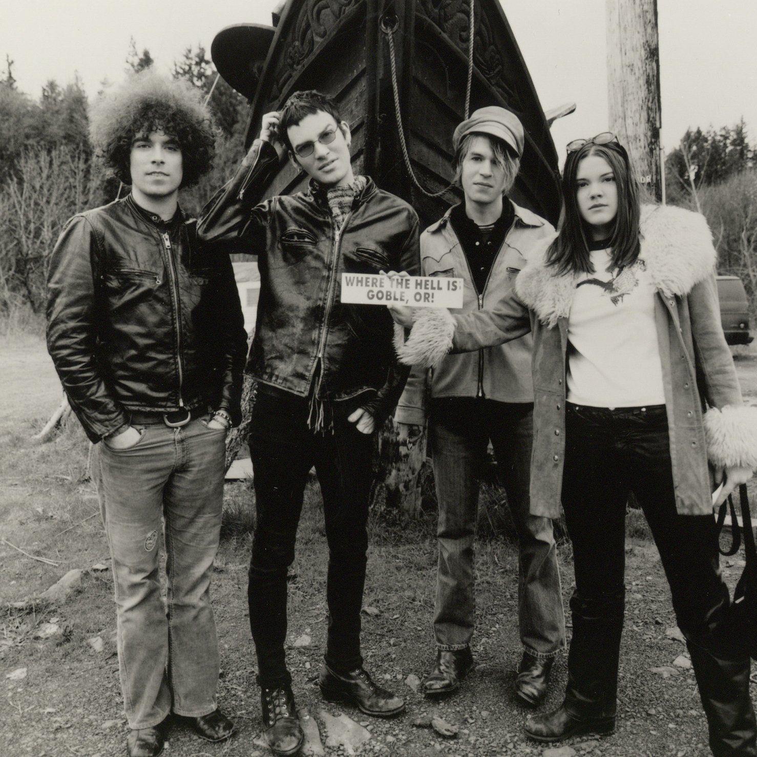 The Dandy Warhols.
