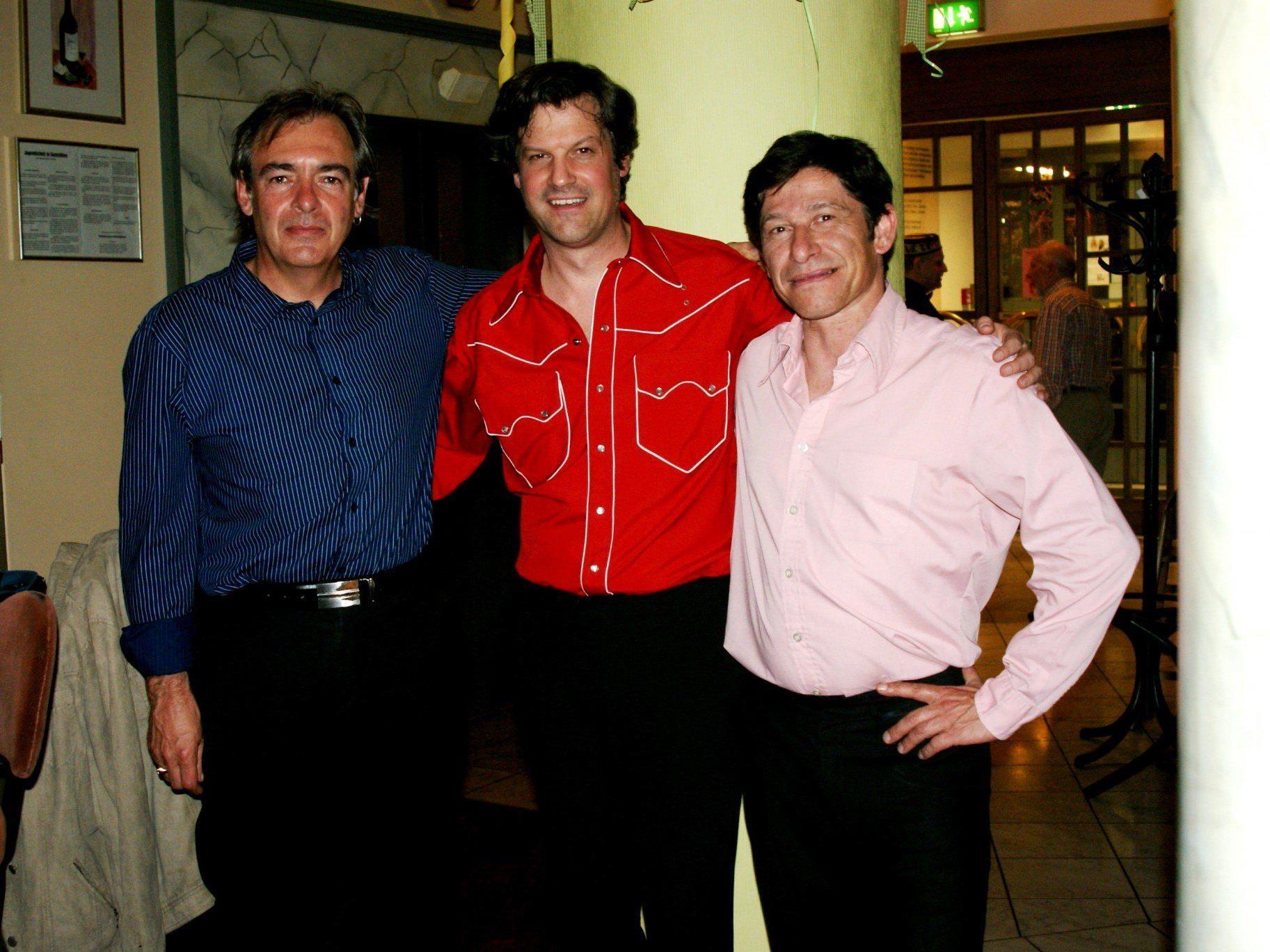 Das Trio sorge für einen wunderbaren musikalischen Abend im Piazza