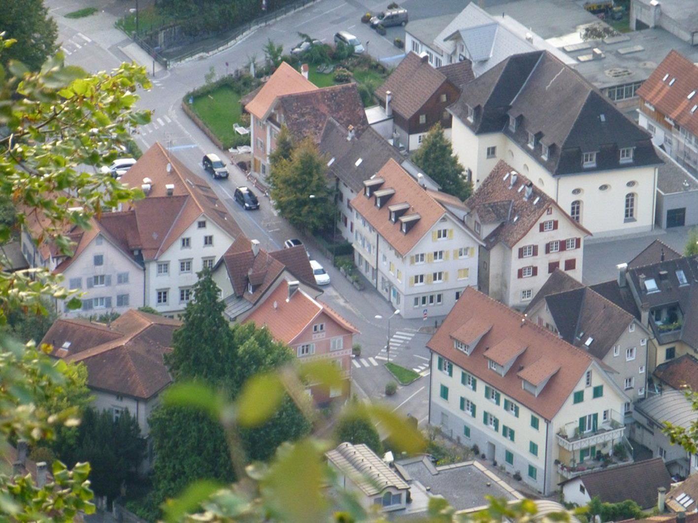 Das Jüdische Viertel wurde in den letzten Jahren mustergültig revitalisiert.