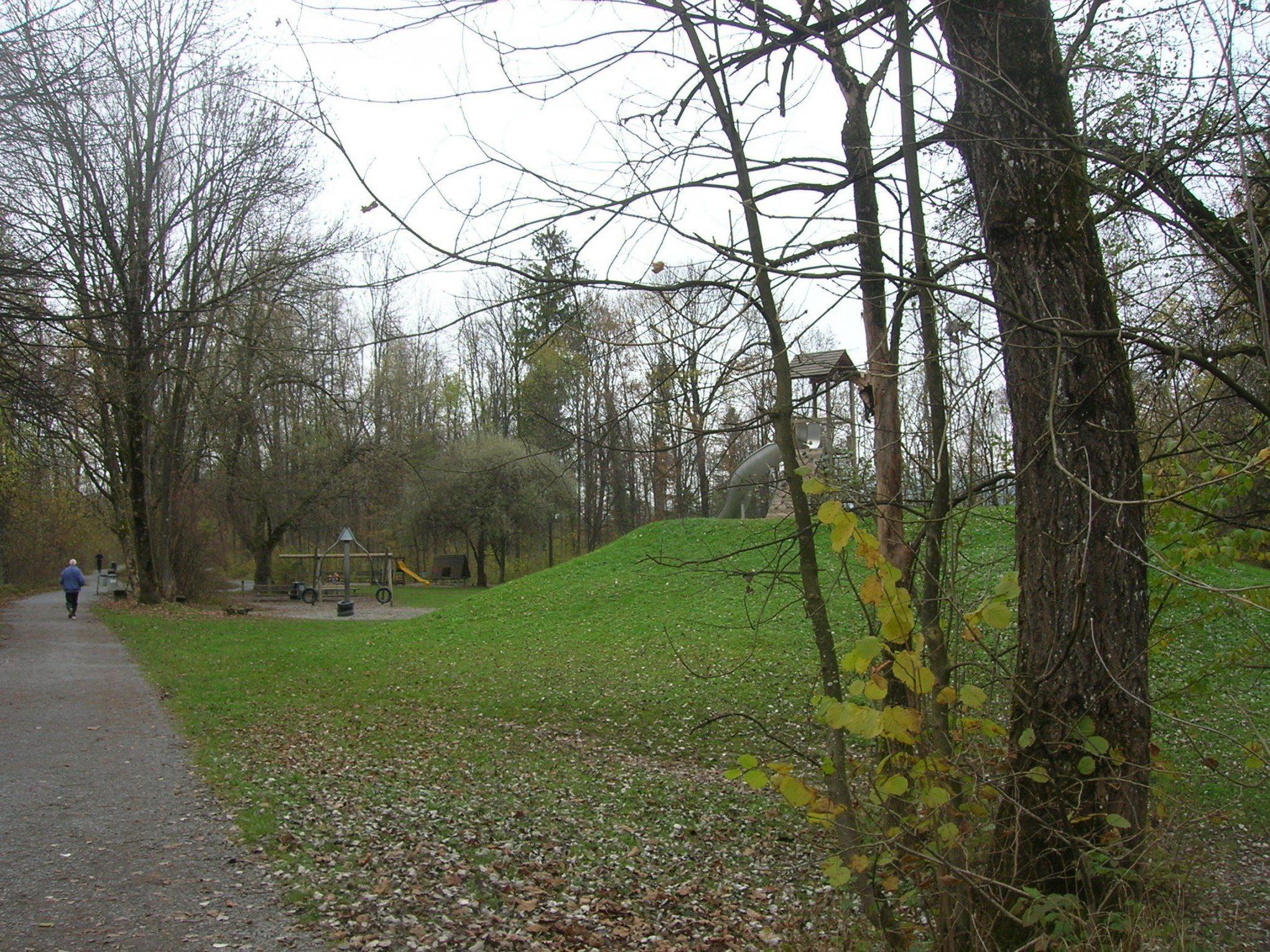 Hundebesitzer sollten im Rohrbach besonders auf ihren Hund aufpassen.