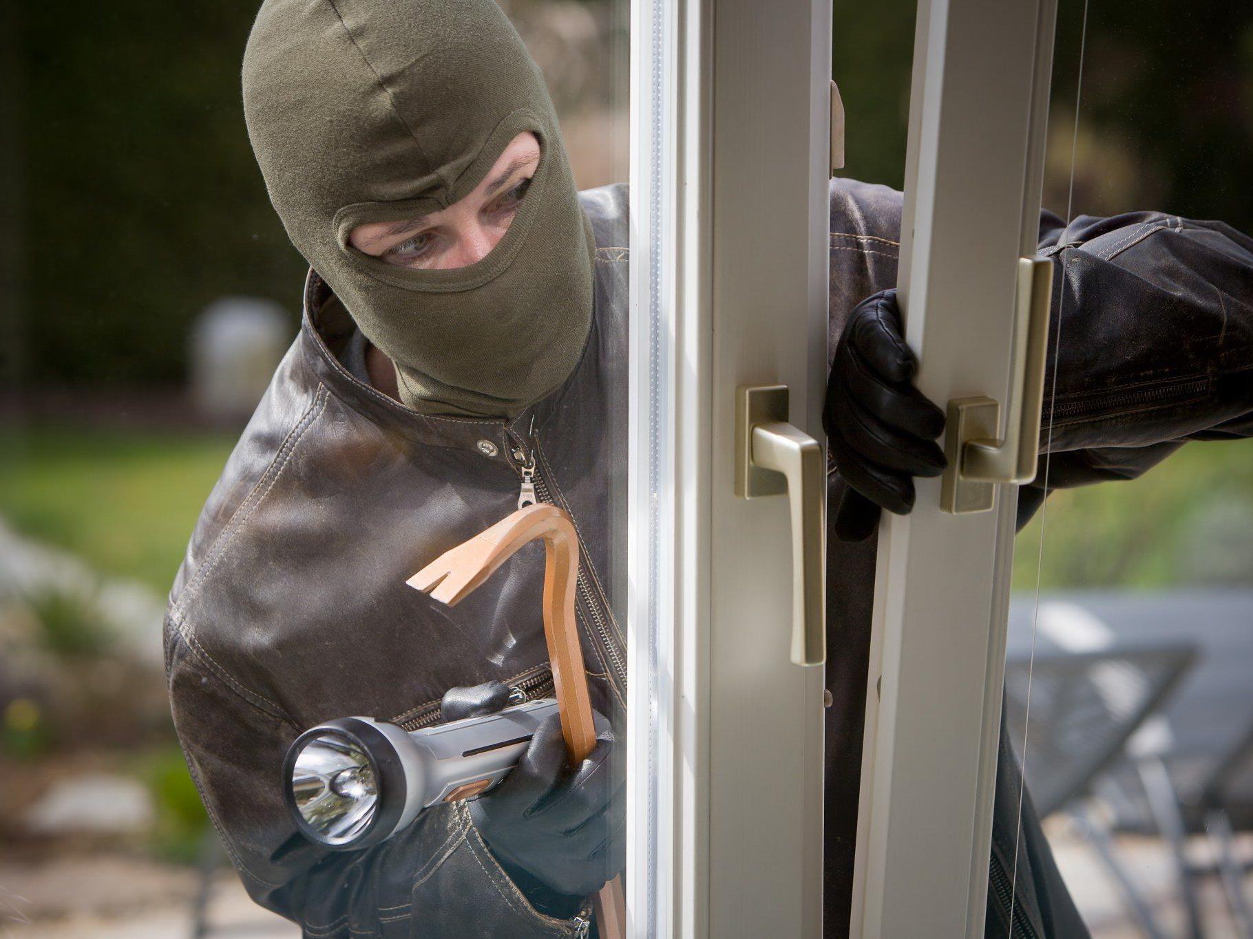 Türen und Fenster sind die Schwachstellen