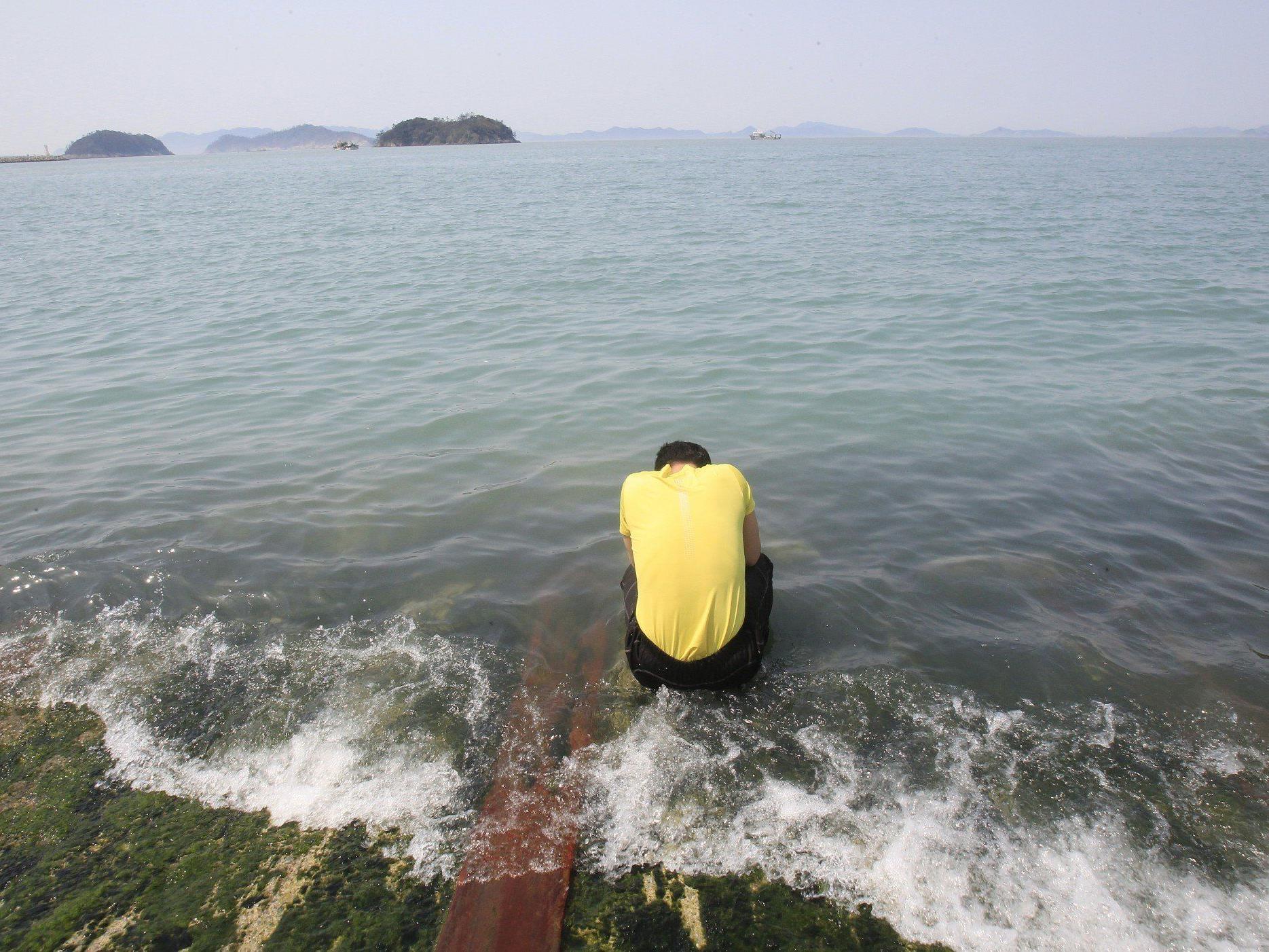 Fährunglück vor Südkorea - Zahl der Toten auf mehr als 180 gestiegen