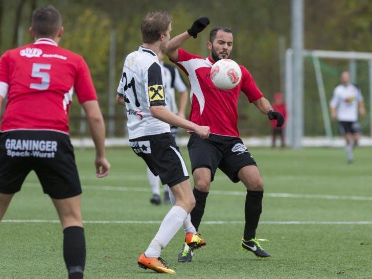 Das Meisterschaftsspiel zwischen Großwalsertal und Lingenau musste wegen eines Notfalls verschoben werden.