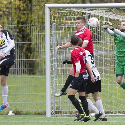 Hittisau verlor nach 15 Spielen wieder ein Pflichtspiel in Schwarzenberg.