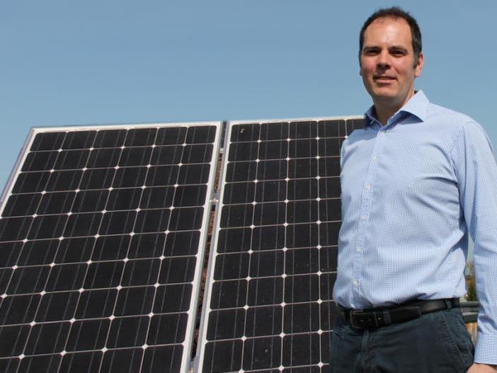 Am Montag, 20 Uhr, informieren Energiekoordinator Bertram Schedler und seine Mitstreiter über eine interessante PV-Aktion.