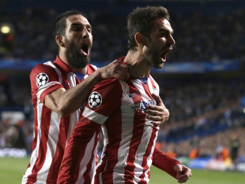 Atletico Madrid jubelt über den Finaleinzug