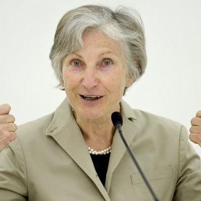 Irmgard Griss ist die Vorsitzende der eingesetzten Untersuchungskommission zur Hypo Alpe Adria.