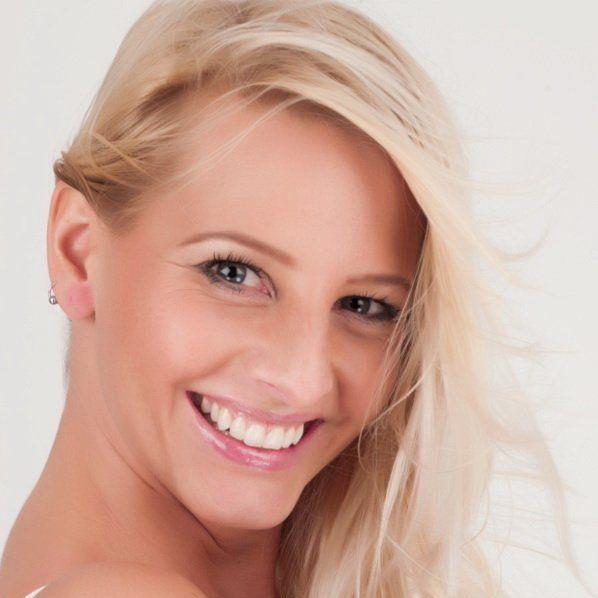 Model Jacky Strolz wird beim Nachbarschaftsduell auf der Gastra den Ankick vornehmen.