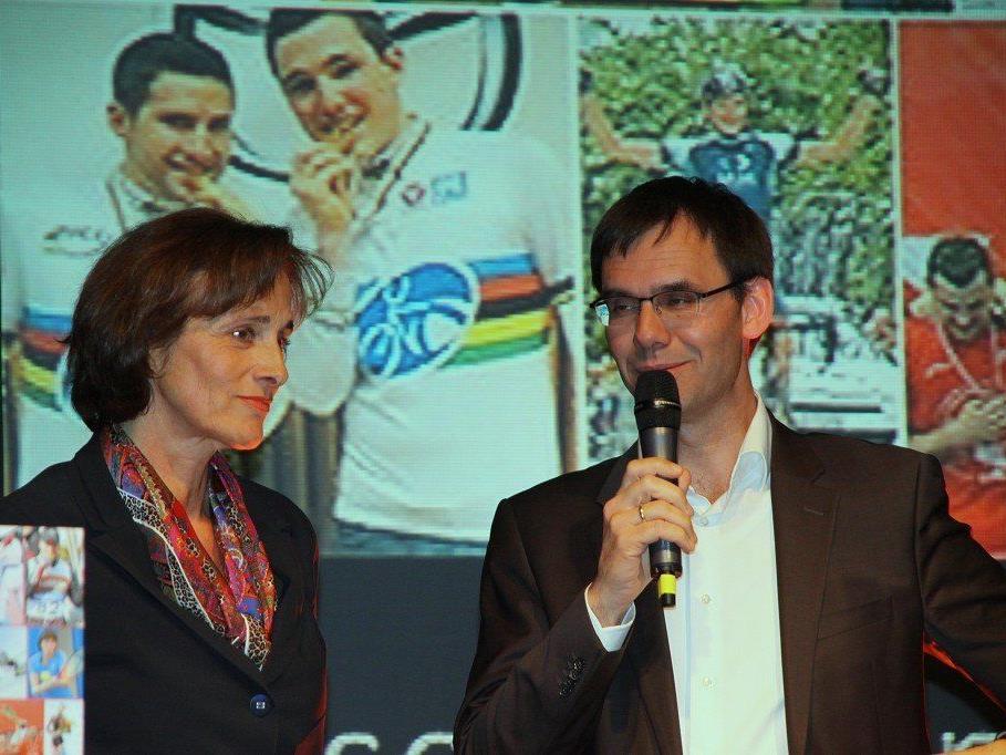 Das Land Vorarlberg ehrt die großen heimischen Topsportler erstmals in Dornbirn.