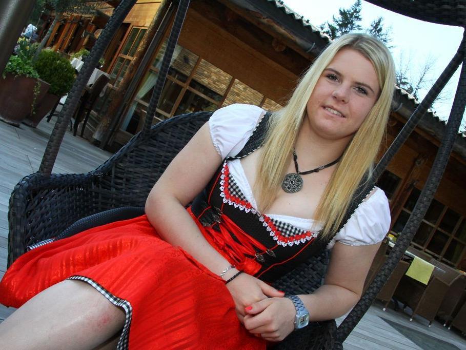 Skiass Kerstin Nicolussi erzielte vier Tore beim 7:0-Heimsieg der SPG Beschling/Nenzing.