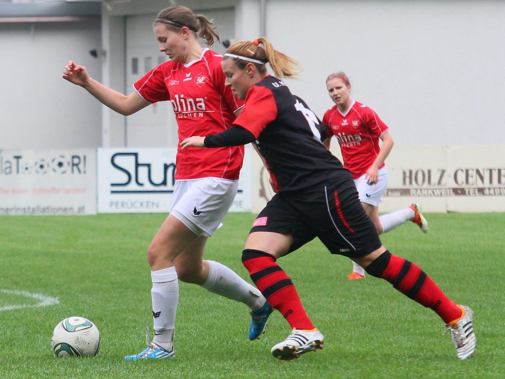 Die RW Rankweil Frauenmannschaft steht zum dritten Mal in Folge im Cupfinale und trifft auf ESV Bludenz.