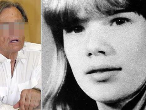 Dieter K. (l.) wurde in Frankreich endgültig zu 15 Jahren Haft wegen des Todes von Kalinka verurteilt.