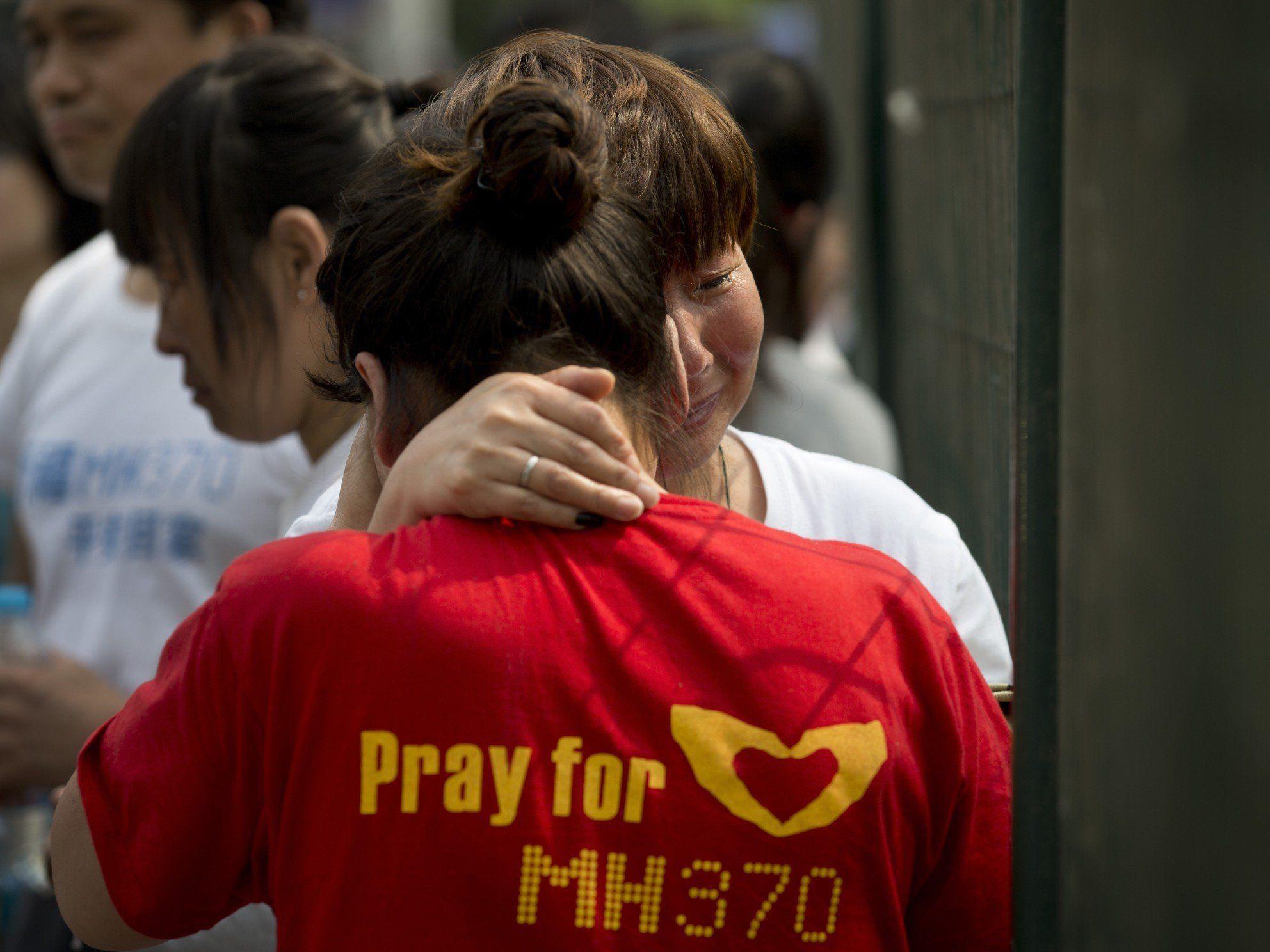 MH370 bereits seit Anfang März verschwunden - und es fehlt weiter jede Spur.