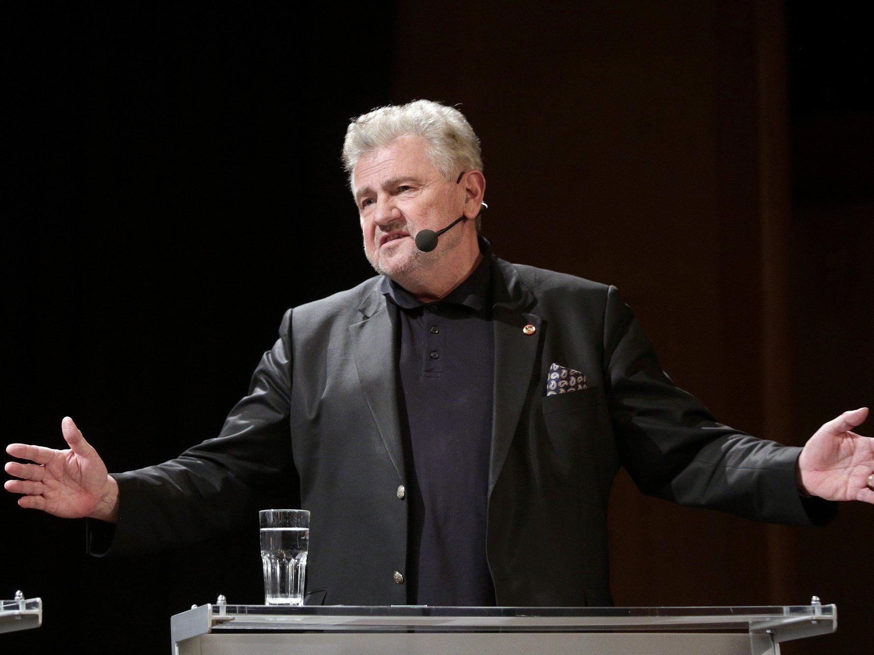 """Bundespräsident: """"Mölzer im Europäischen Parlament fehl am Platz"""""""