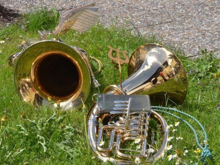 Frühjahrskonzert des Musikvereins Braz.