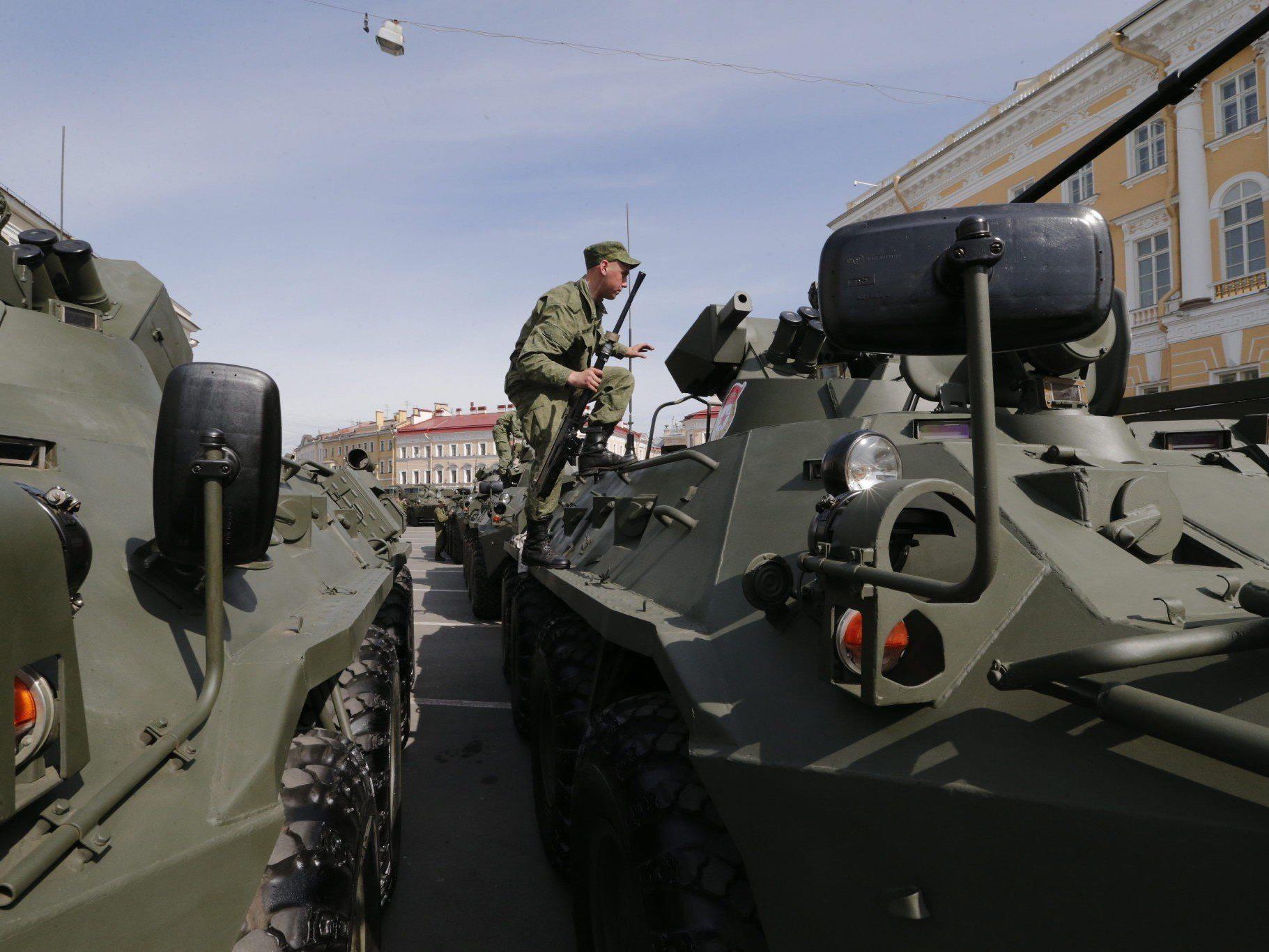 Deeskalationsschritt in der Ukraine-Krise?