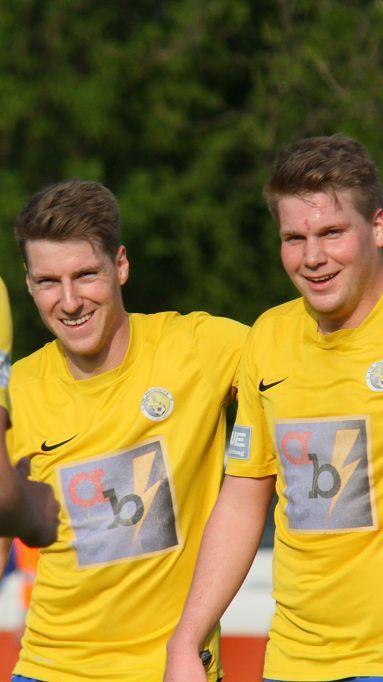 Prunkstück in der VfB-Offensive: Die Klammer Brothers Adrian und Johannes sind Leistungsträger in Hohenems.