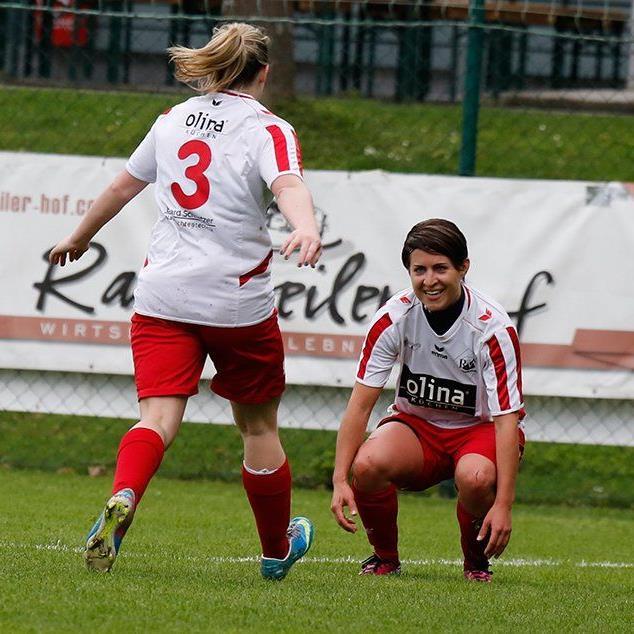 Sabrina Lampert erzielte mit ihrem Traumtor den einzigen Treffer und sorgte für die große Sensation.