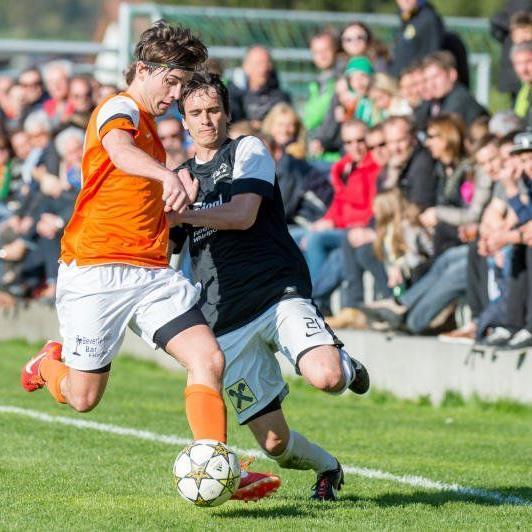Sechs Tore sahen die 200 Zuschauer im Topspiel zwischen Schlins und Gaißau.