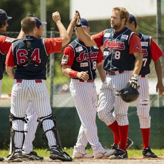 Die Dornbirner Baseballer Indians dürfen derzeit weder trainieren noch Spiele absolvieren.