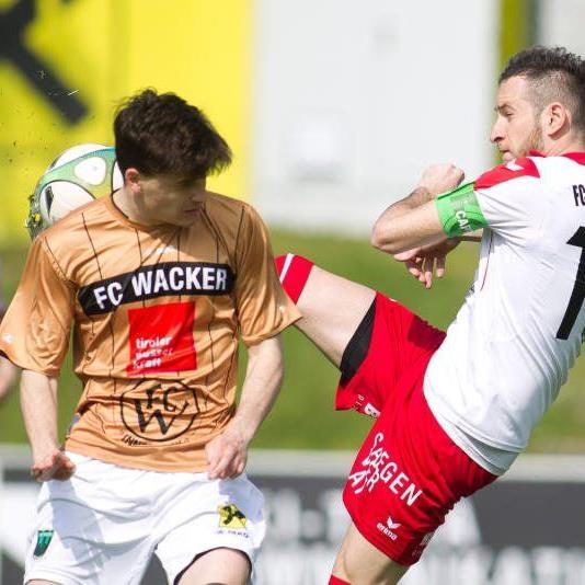 Semih Yasar und Co. gelang im Heimspiel gegen Innsbruck Amateure kein Torerfolg.