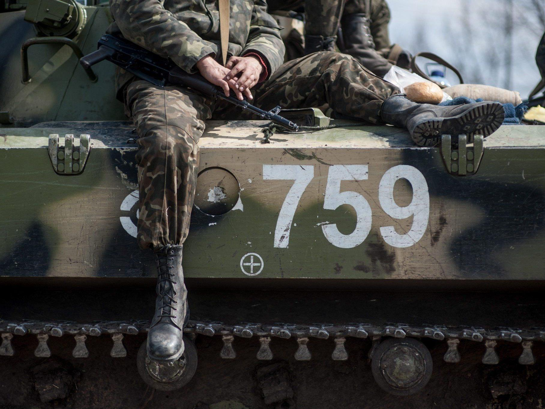 Auch nach Genfer Gesprächen keine Entspannung in der Ukraine in Sicht.