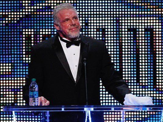"""Am 5. April 2014 wurde der """"Ultimate Warrior"""" in der WWE Hall of Fame aufgenommen."""