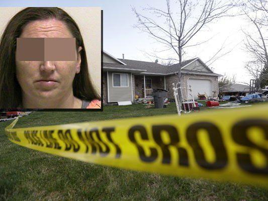 Polizei nahm 39-jährige Mutter fest
