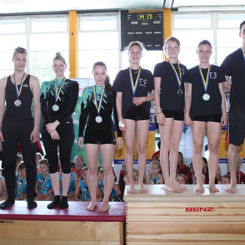 Die Mannschaftsmeisterschaften wurden in Hohenems ausgetragen.