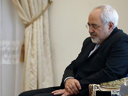 Iranischer Außenminister Zarif