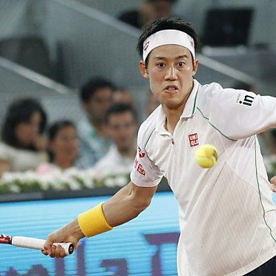 Nishikori in den Top Ten der ATP-Weltrangliste
