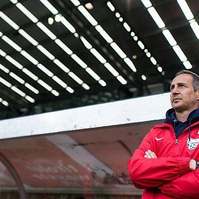 Hütter will auch bei Salzburg Weitblick beweisen