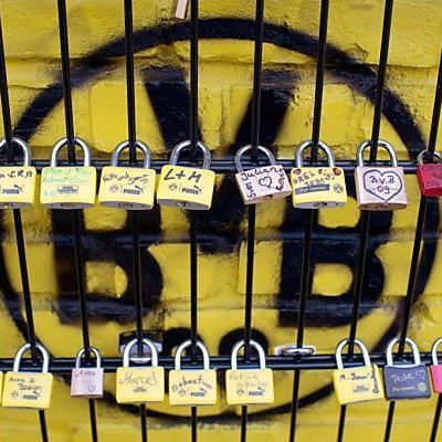 1,855.156 Fans haben den BVB ins Herz geschlossen