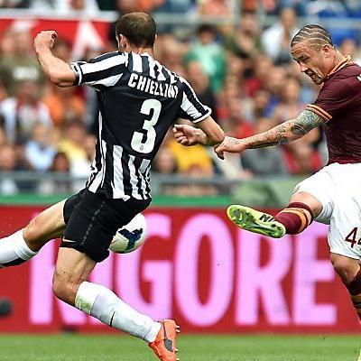 Chiellini mit Vergehen im Spiel gegen AS Roma