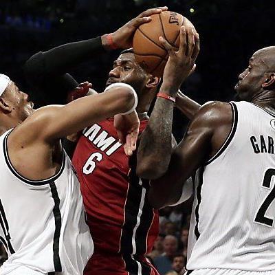LeBron James führte sein Team zum Sieg
