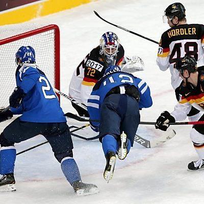 Die Finnen führten Deutschland vor