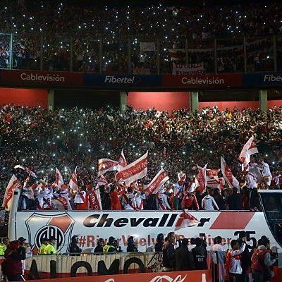 River Plate musste sechs Jahre auf Titel warten