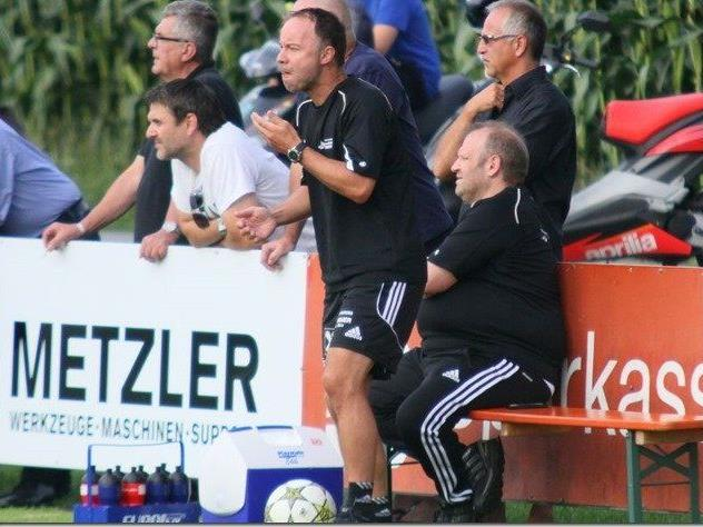 Arno Wölbitsch ist nur noch bis Saisonende Trainer beim SK Brederis.