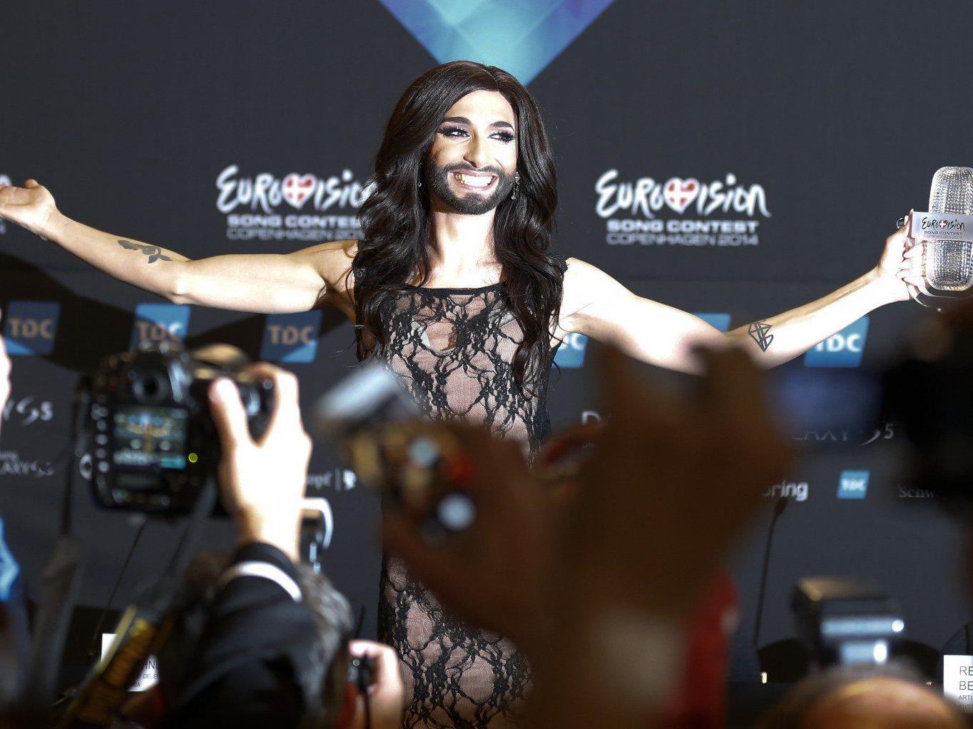 Conchita Wurst sieht ihren Sieg als ein Zeichen der Entwicklung.
