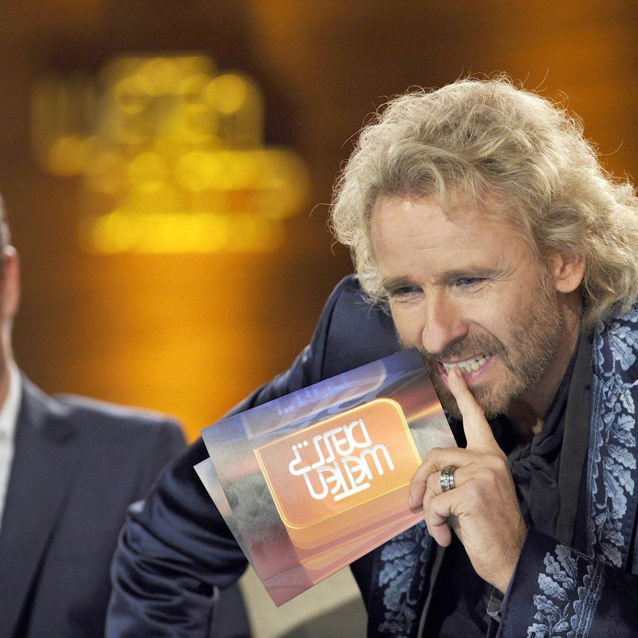 ZDF plant Sendungen im Herbst - Finale im Dezember.