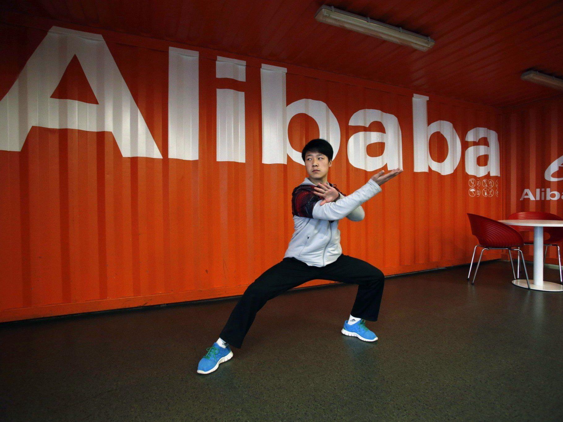 Insider: Alibaba will im Sommer an die US-Börse gehen.