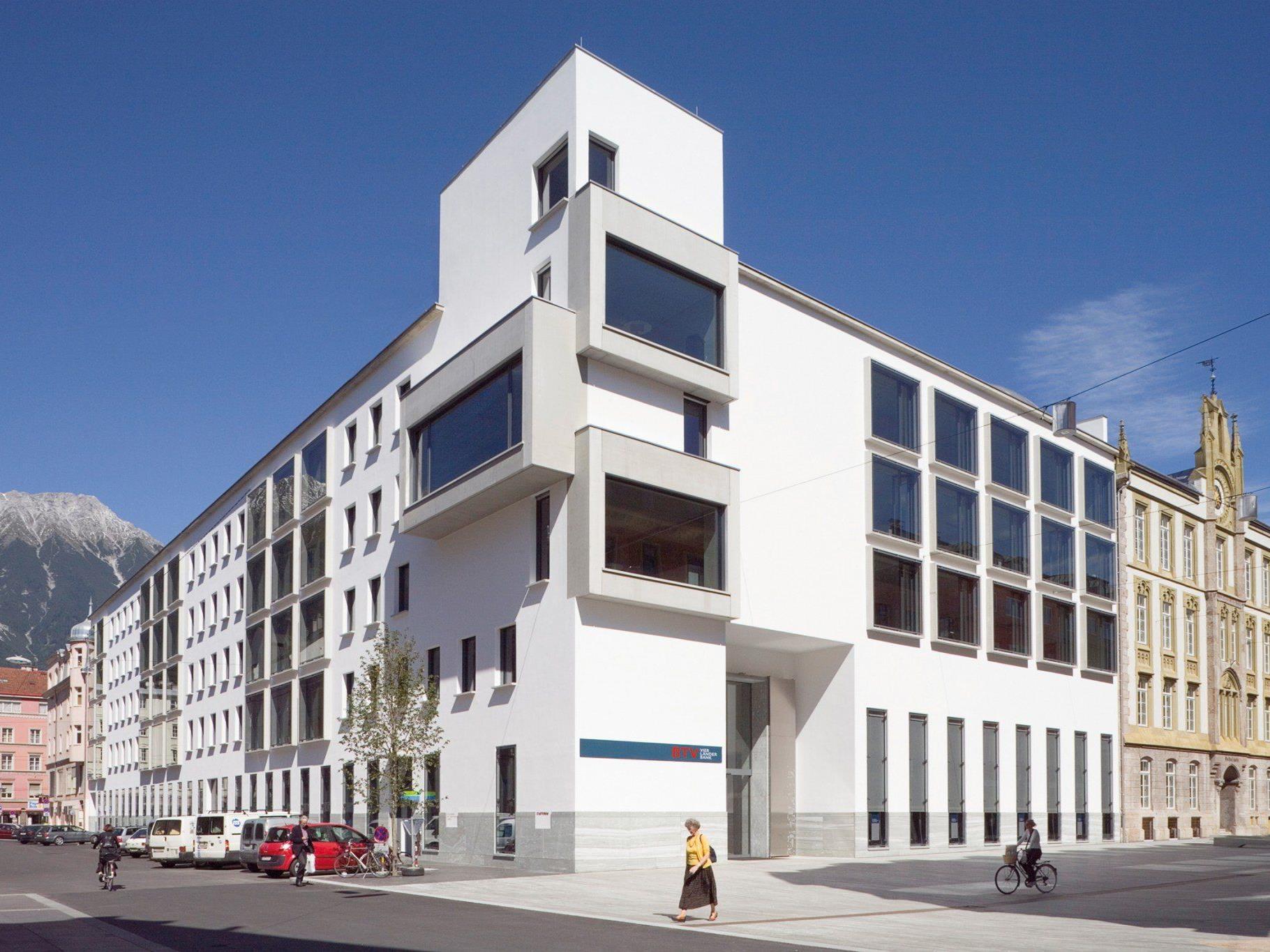 Bank für Tirol und Vorarlberg mit verbessertem Geschäftsergebnis im 1. Quartal 2014.