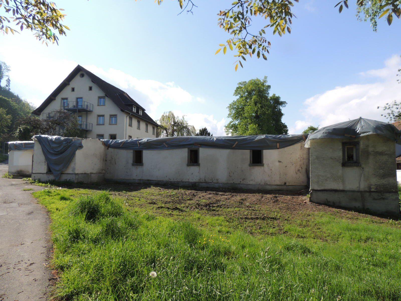 Ehemaliges Seniorenheim Kronhalde