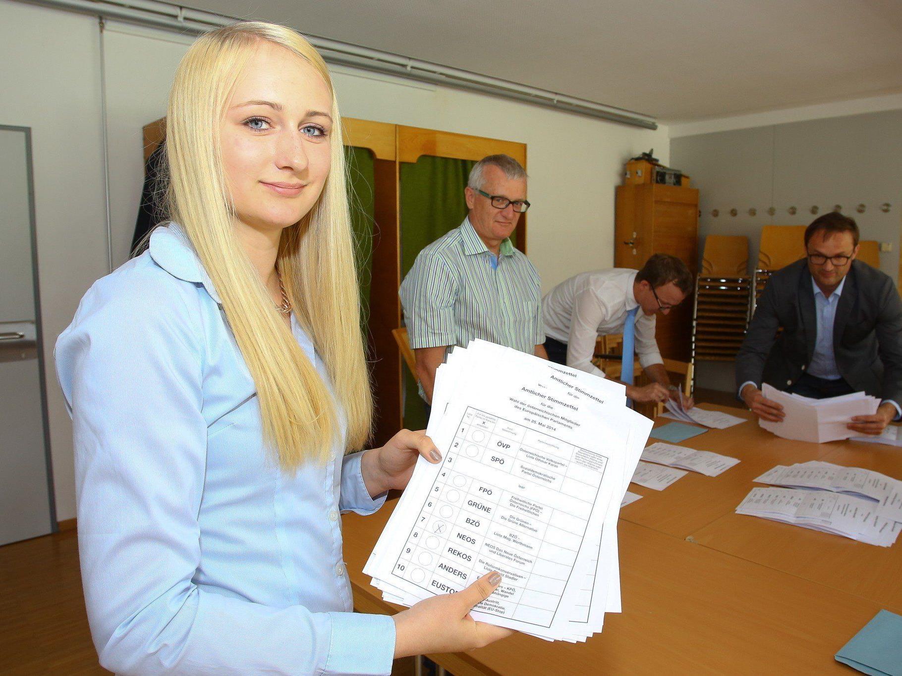 Im September stehen in Vorarlberg Landtagswahlen an.