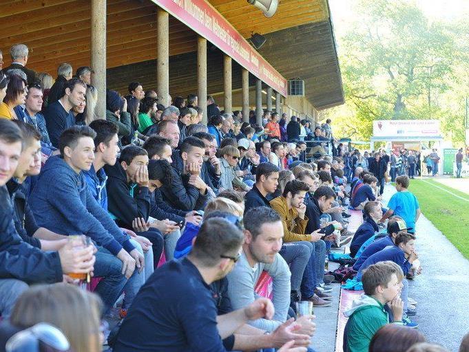 Die Fußballfans dürfen sich in Egg auf ein erstklassiges Spiel freuen