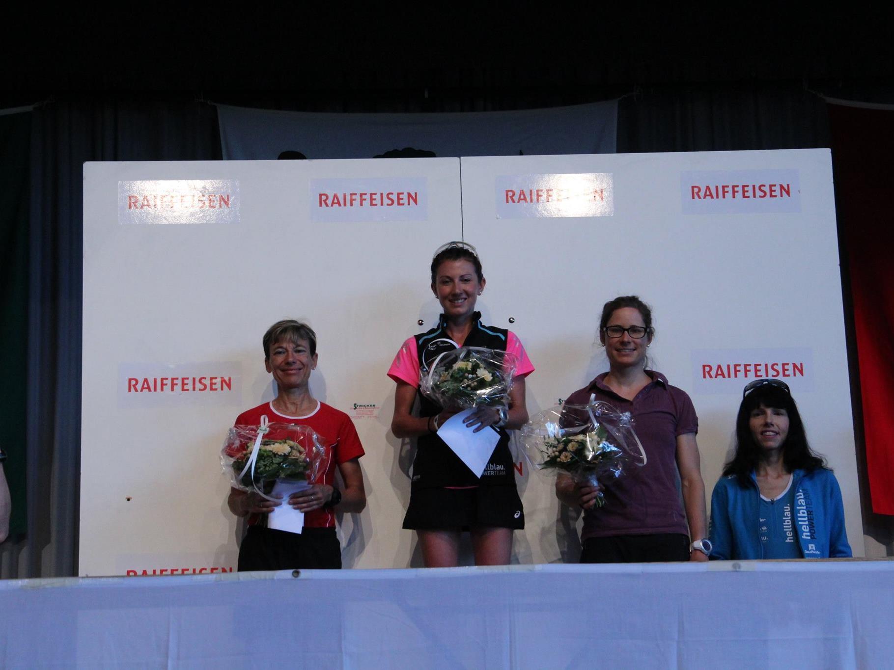Sabine Reiner gewann an diesem Wochenende gleich zwei Rennen.