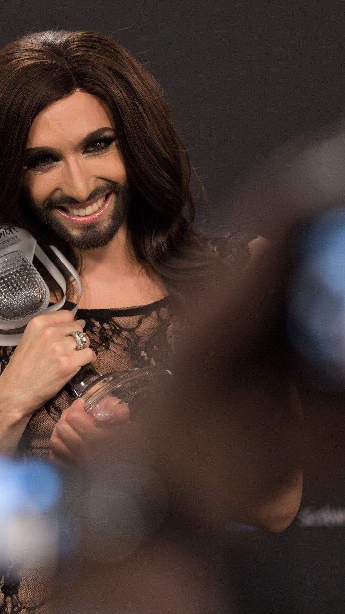 Auch die internationale Presse feierte den Sieg von Conchita Wurst.