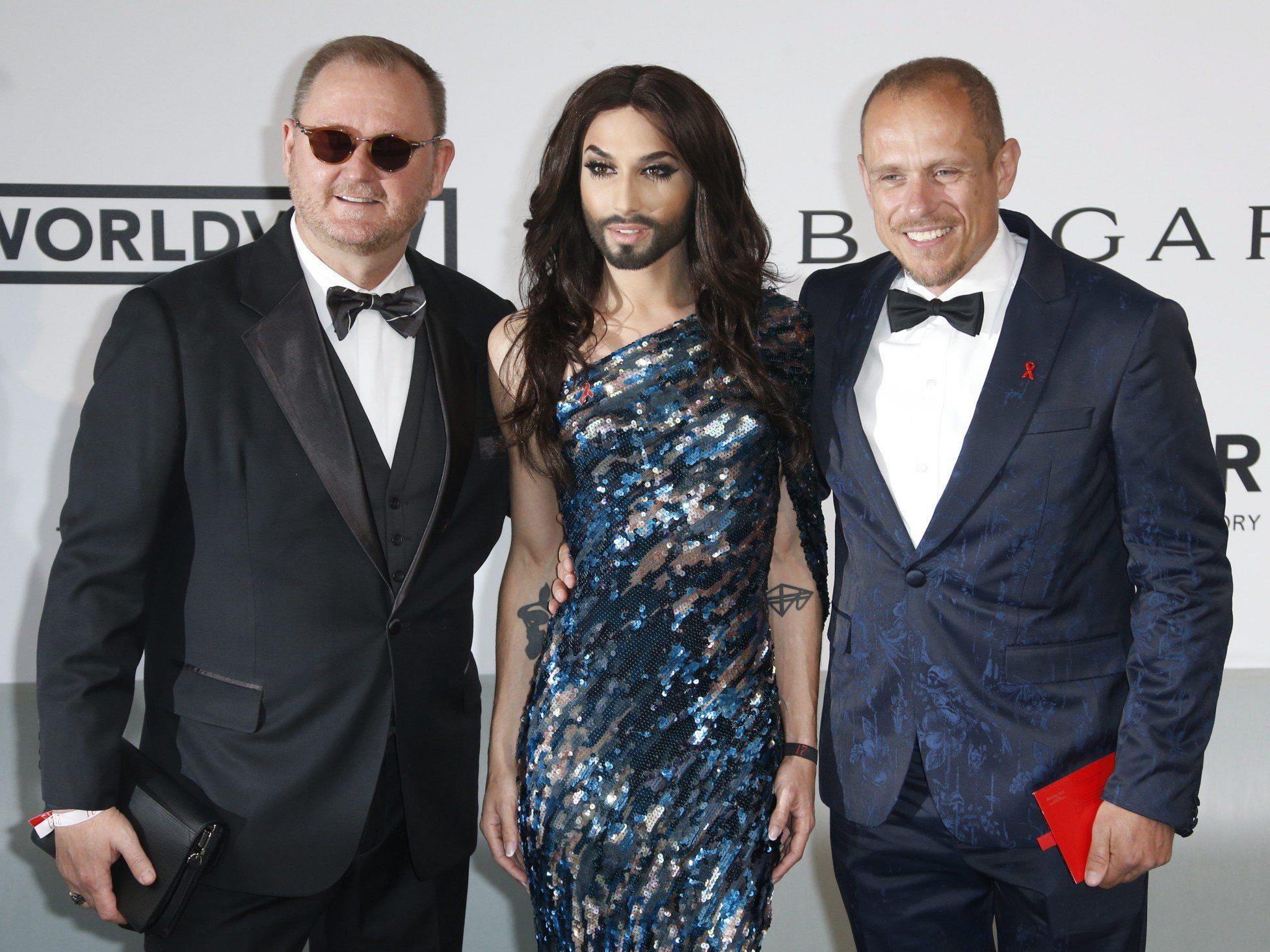 Spendenrekord bei Aids-Gala am Rande von Filmfestival in Cannes