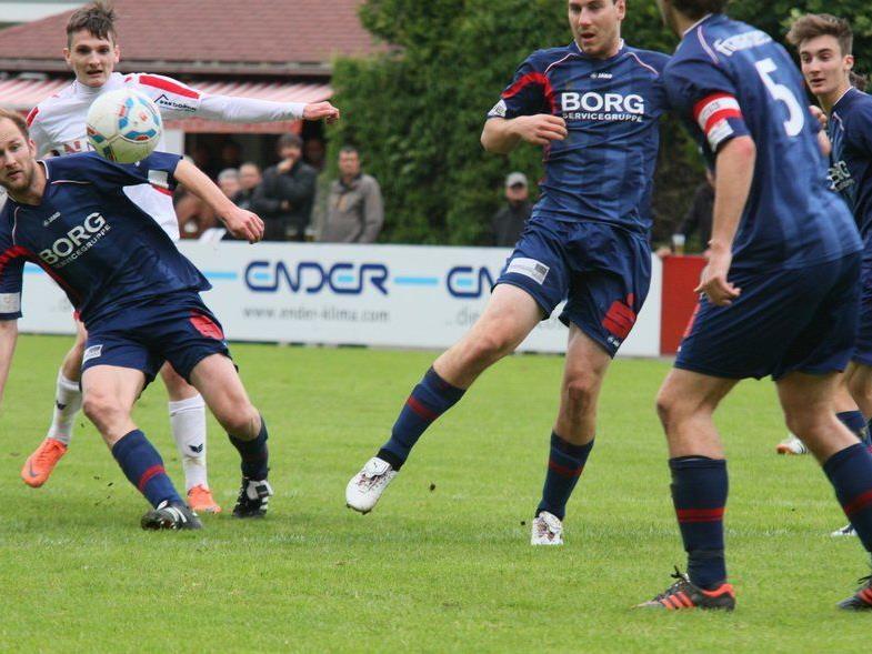 FC Nenzing gewinnt gegen Fußach mit 4:0.
