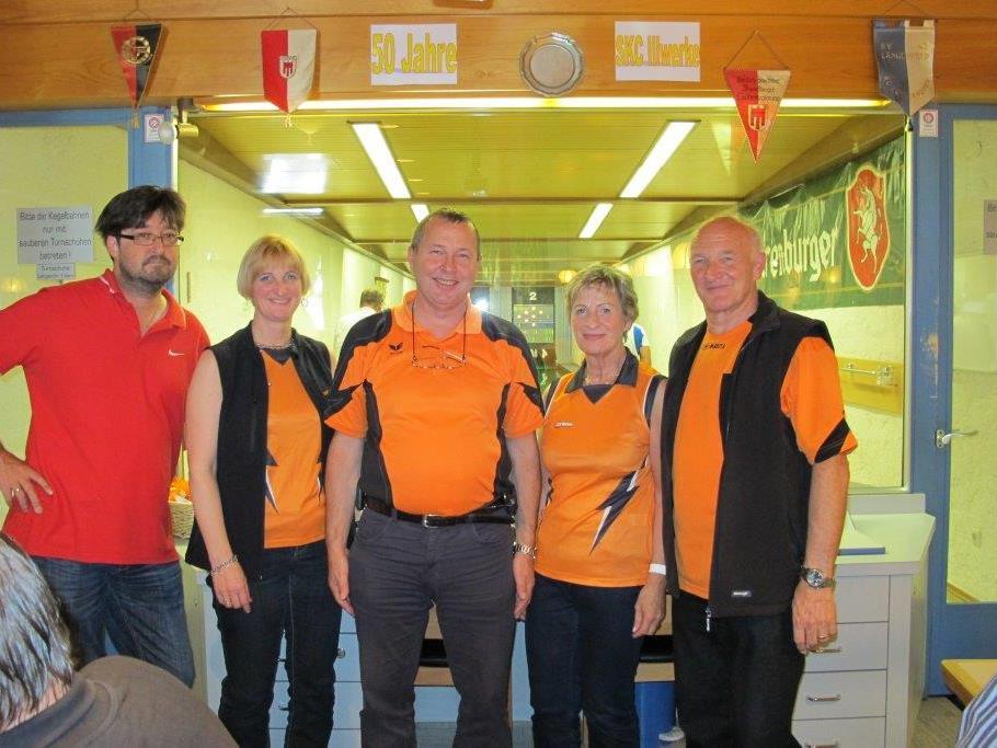 Das Team rund um Emil Bitschnau freute sich sehr über die gelungene Veranstaltung.